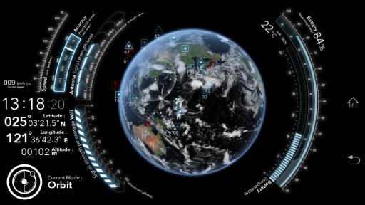 贾维斯GPS监视截图1