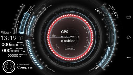 贾维斯GPS监视截图3