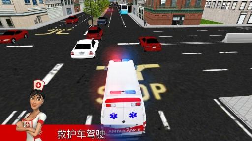 3D城市驾驶截图2