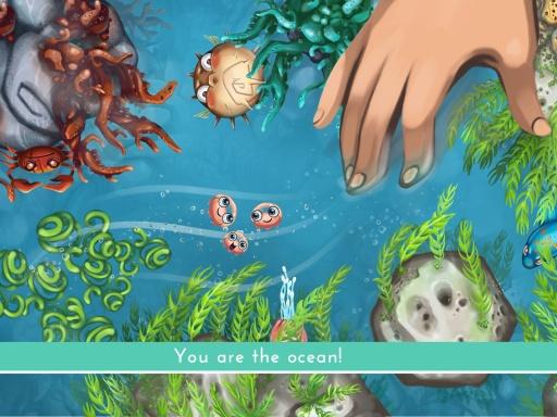 水母暗礁截图0