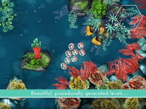水母暗礁截图1