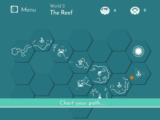 水母暗礁截图3