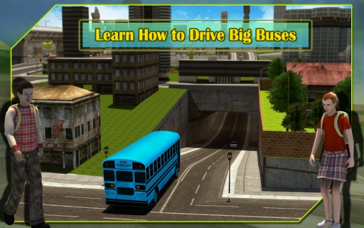 3D校车司机截图2