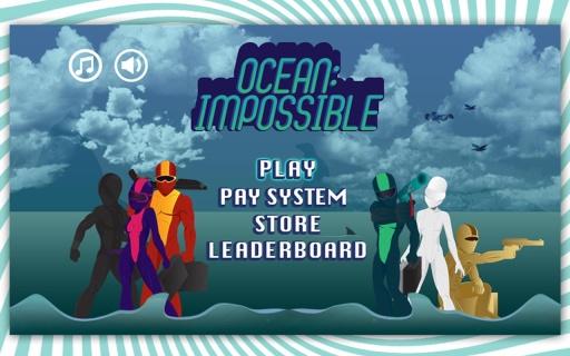 海洋:绝不可能截图2
