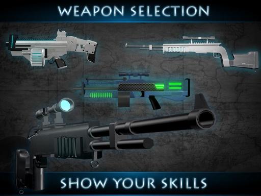 恐龙狩猎-狙击手射击截图1