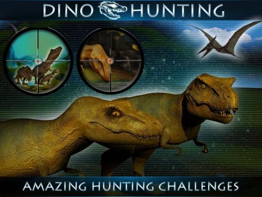 恐龙狩猎-狙击手射击截图2