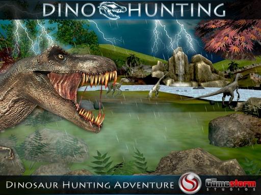 恐龙狩猎-狙击手射击截图3