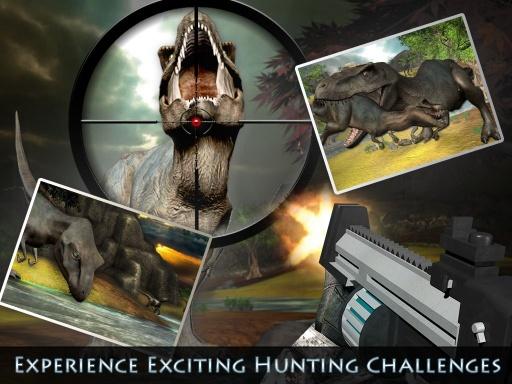 恐龙狩猎-狙击手射击截图4