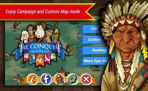 征服:殖民地截图0