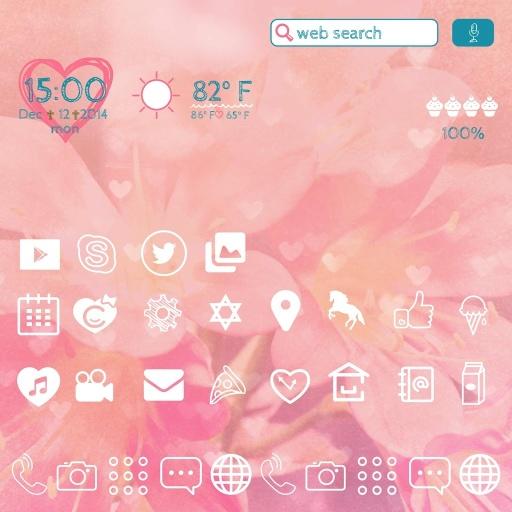 CocoPPa 桌面★可爱的自定义桌面管理App截图2