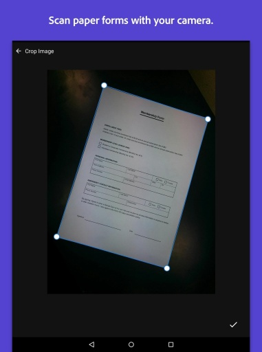 Adobe Fill & Sign DC截图0