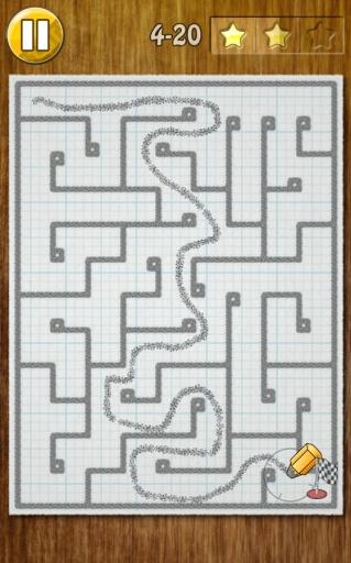 小小蜡笔闯迷宫截图2