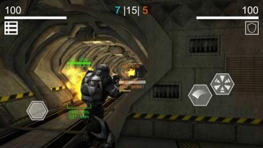 未来战争:超级战士截图0
