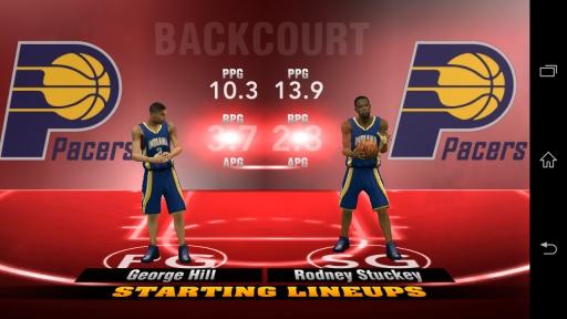 NBA 2K15截图1