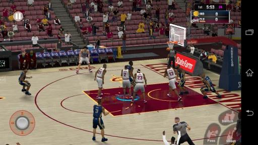 NBA 2K15截图3