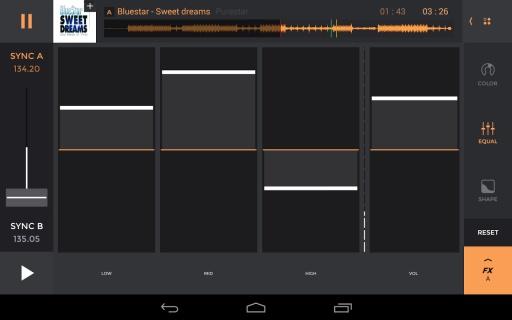 音乐DJ混音器截图2
