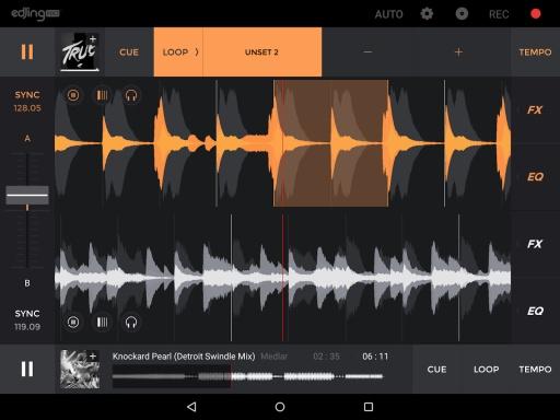 音乐DJ混音器截图3
