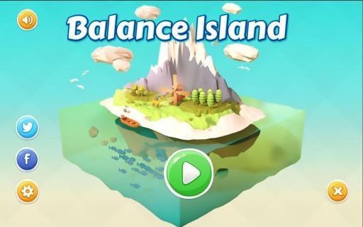 平衡岛截图2