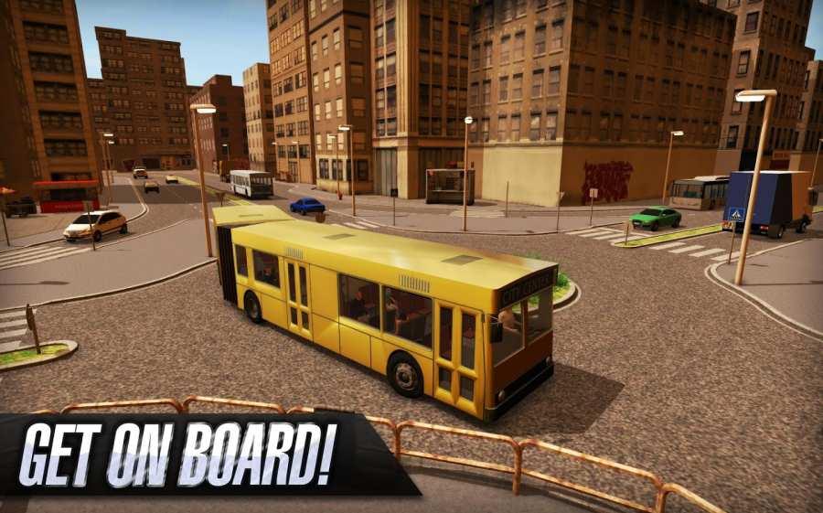 模拟巴士2015截图4