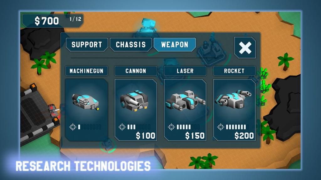 机器战争截图1
