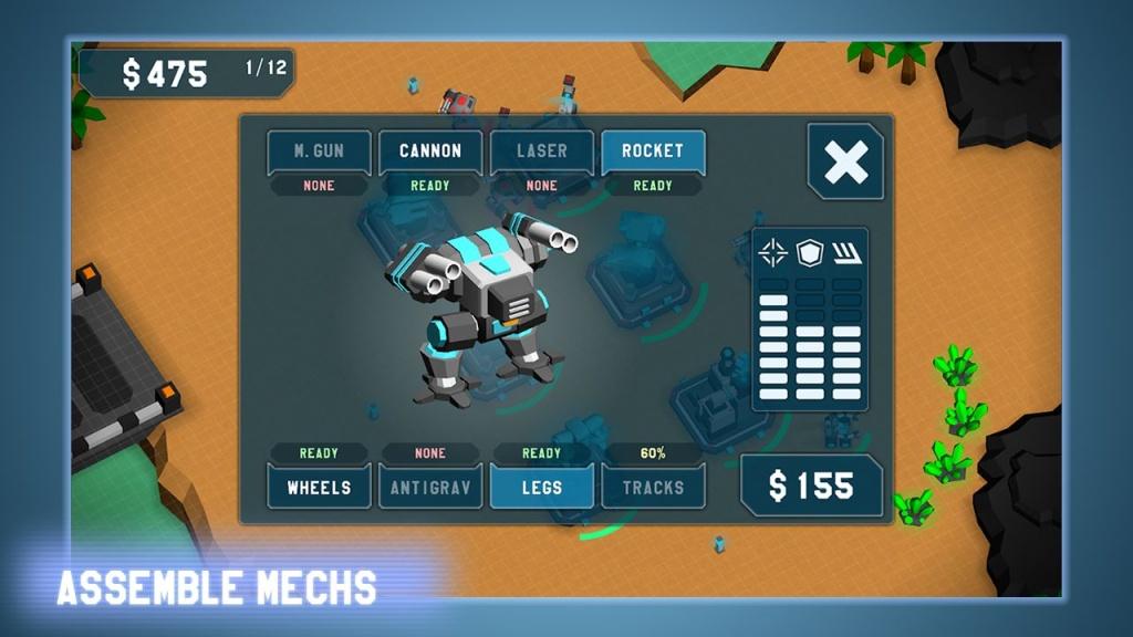 机器战争截图2