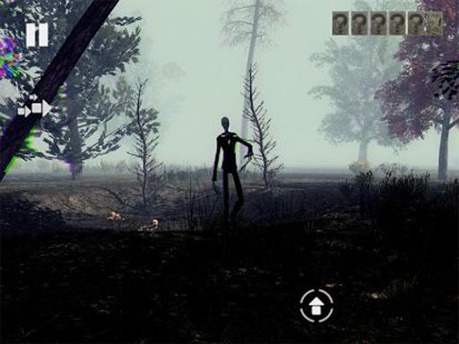 无面男:黑暗森林