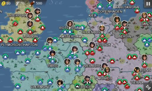 欧陆战争4:拿破仑截图3