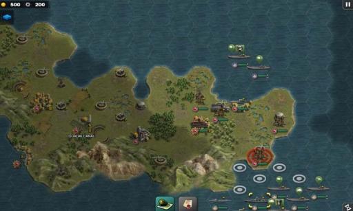 将军的荣耀:太平洋战争截图4