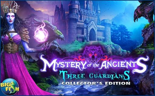 古人之谜3:三个守护者 完整版截图0