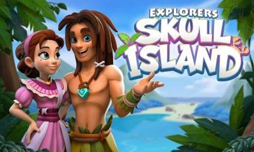 骷髅岛探索生存