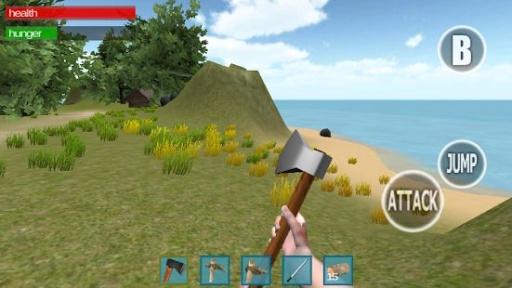 领主3D:荒岛惊魂截图1