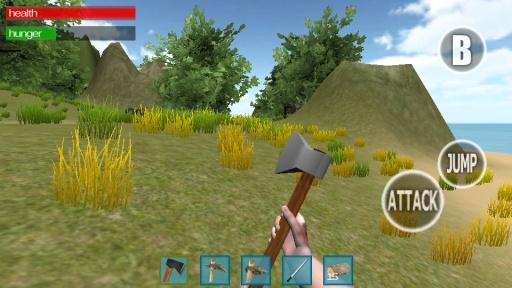 领主3D:荒岛惊魂截图4