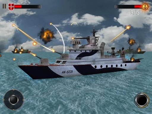 海上战舰截图2