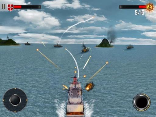 海上战舰截图3