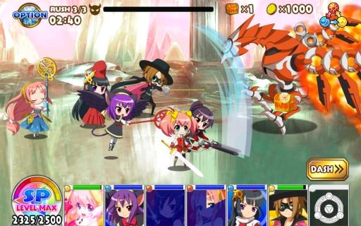 大进击RPG:姐妹冒险截图4