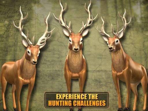 狙击手猎鹿截图1
