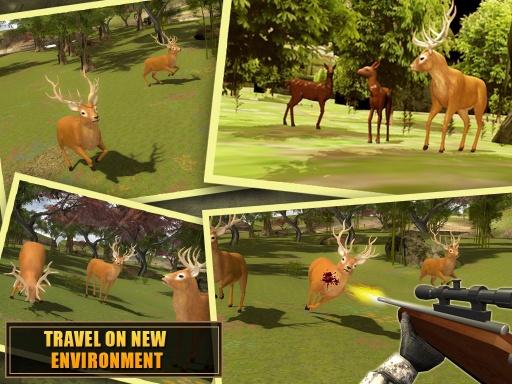 狙击手猎鹿截图2