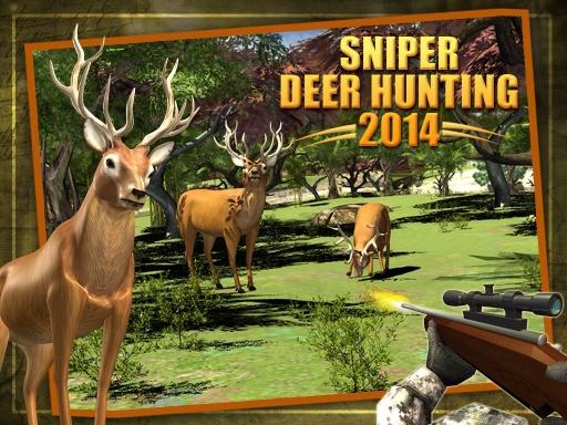 狙击手猎鹿截图4