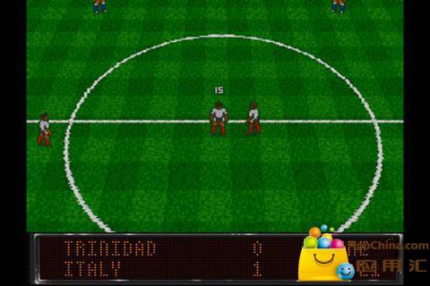 世界足球-光荣之路截图1