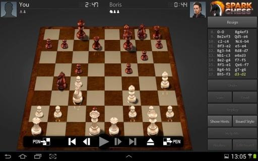 闪光国际象棋截图1
