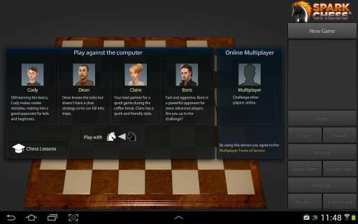 闪光国际象棋截图2