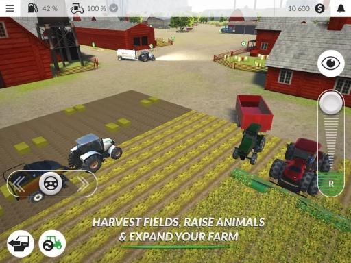模拟农场2015截图1