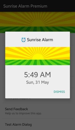 日升闹钟截图3