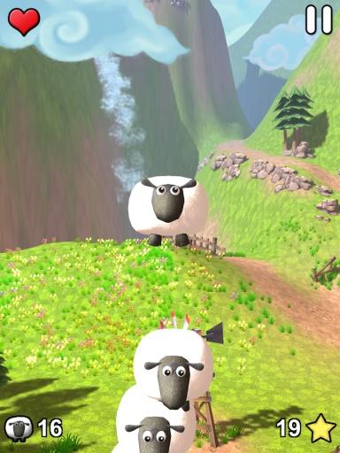 堆绵羊截图2