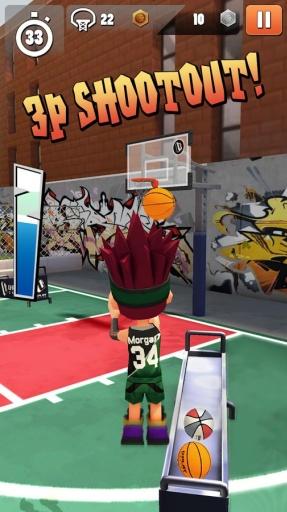 指尖篮球2截图2