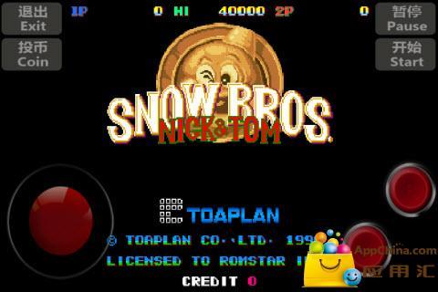雪人兄弟小遊戲,在線玩,4399小遊戲