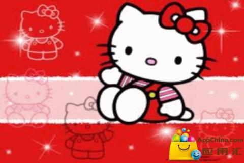 Hello Kitty 生活壁纸