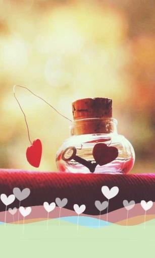守护爱情主题(桌面锁屏壁纸)截图1