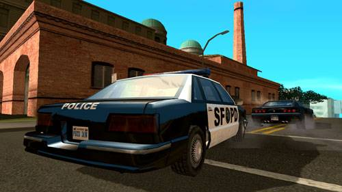 GTA侠盗猎车手:圣安地列斯截图3