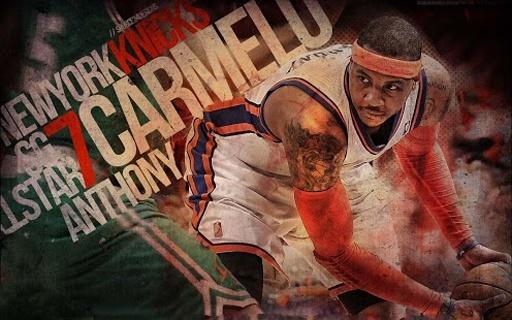 NBA全明星锁屏